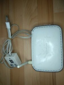 NETGEAR DG834G v3 54 Mbps 10/100 Wireless G Router & Phone Cable No Power Supply