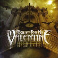 Bullet For My Valentine - Scream Aim Fire [CD]