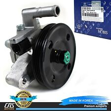 GENUINE Power Steering Pump Fits 01-08 Hyundai Elantra Tiburon OEM 57100-2D151