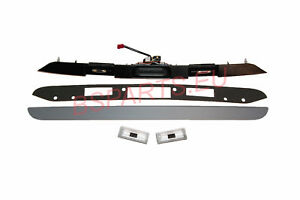 New BMW E39 touring 528i, 530i, 540i  Trunk Lid Grip With Key Button 51138185790