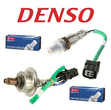 Acura TSX Honda Accord 2.4L Front Air Fuel Ratio Rear Oxygen O2 Denso Sensor Set
