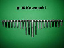 Kawasaki GPX GPX750R 750cc Engine Cover SS Stainless Allen Screw Kit  New