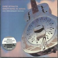 Dire Straits Brothers In Arms SACD Neu!!! Surround, Multichannel