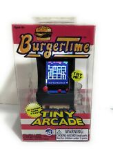 Tiny Arcade Burger Time