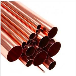 "Size Per Foot, Copper Pipe/Tube 1/2""- 2"" Inch Diameter ""Type L"" Custom Length"