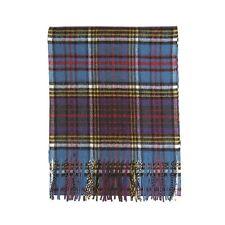 Balmoral 100% Lambswool Anderson Tartan Scarf - Made in Scotland