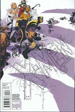 X-MEN #9 (2011) CHRIS BACHALO VARIANT MARVEL COMICS V/F+