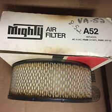 Mighty Air Filter A52 Fits Chrysler, Dodge Cars/Trucks & Plymouth