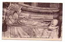 13 - cpa - TARASCON - La iglesia Ste Marthe - Tumba Ste marthe (C6365)