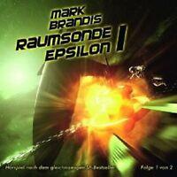 MARK BRANDIS - 09: RAUMSONDE EPSILON (TEIL 1 VON 2)  CD NEU