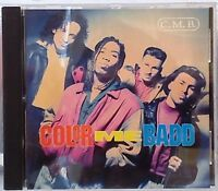 """Color Me Badd - C.M.B. (CD 1991) Features """"I Wanna Sex You Up """""""