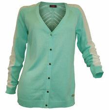 Feine Damen-Pullover & -Strickware mit Knöpfen in Größe 44