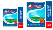 ANCHOR Dry Milk Powder 400g & 1kg-Free Shipping
