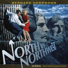 North by Northwest Bernard Herrmann Joel McNeely cd.