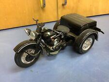 HARLEY DAVIDSON  servi-car  3 wheeler 1/18 MOTORCYCLE  LIBERTY CLASSICS DIECAST