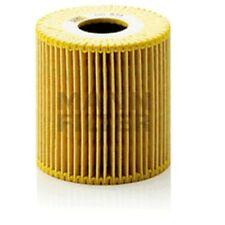 Mann HU819x Oil Filter Element Metal Free 79mm Height 76mm Outer Diameter