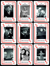 THE TWILIGHT ZONE 1 BOX WITH 54 POKER PLAYING CARDS - ARGENTINA!
