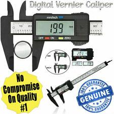 Digital Vernier Caliper Micrometer Tool Gauge Ruler 150mm Electronic LCD Display
