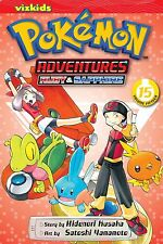 pokemon adventures vol 15-16