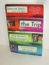 DEBORAH DAVIS THE TRIP ANDY WARHOL'S CROSS COUNTRY ADVENTURE PAPERBACK BOOK