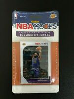 NBA Hoops 2019-20 L.A. Lakers TEAM SET  Sealed LeBron James  World Champions