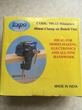 40 mm Morsetto su Bench Vice per artigianato e modellazione