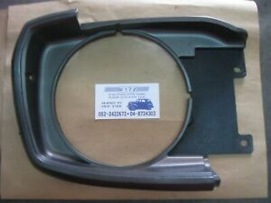 Subaru 1975 - 1976 DL , 1400 / 1600  headlight bezel RH Side