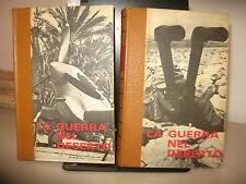 KRIEG E. - LA GUERRA NEL DESERTO 3 volumi - EDIZIONI CREMILLE 1969