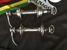 Campagnolo  Super Record Naben Hubs 36 Hole Colnago Gios Masi