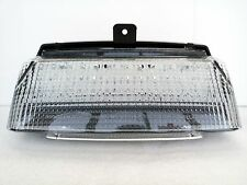 LED luz trasera luz trasera Weiss Honda VFR 750 rc36 clear Tail Light