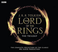 The Lord of the Rings: The Trilogy: The Complete Collection of the Classic BBC Radio Production:  The Fellowship of the Ring ,  The Two Towers ,  The Return of the King by J. R. R. Tolkien (CD-Audio, 2002)