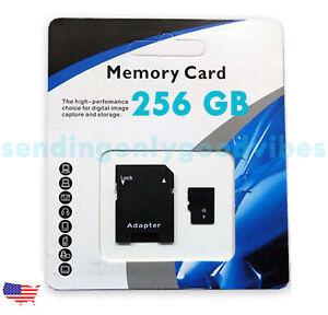 256GB Universal Micro SD SDXC TF Flash Memory Card Class 10