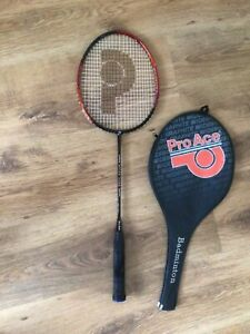 PROACE Carbonpro Badmington Racket  speed 3500 10mm longer
