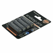 4PCS x Panasonic Eneloop Pro 2450mAh AA High Capacity Rechargeable Batteries NEW