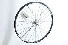 "26"" (559) DT SWISS X1600 XC DISC MTB FRONT WHEEL BLACK WITH WHITE HUB HI QUALITY"