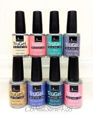 EZFlow TruGel -  Gel Nail Polish - Set of 8 Colors