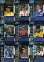 2000 UD MVP NASCAR GALLERY #NG3 Mark Martin BV$6!