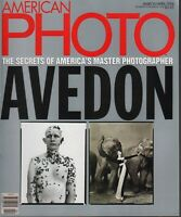 American Photo Magazine Avedon March/April 1994  102419AME
