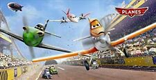 Kids Room Wall Decoration Disney Planes Scene Setter Home Party Rooms Decor