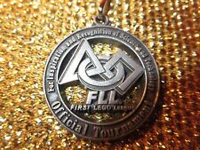 FLL First Lego League Official Tournament Medal
