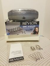 Revlon RV261 Ionic Professional Hairsetter 20 Cool Touch Rollers NEW
