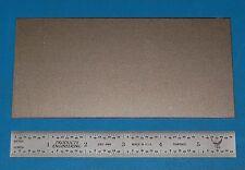 "Titanium Sheet, .035"" (.89mm), 6x3"""