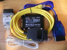 BMW 07.2020 voltios ISTA-D 4.24 voltios ISTA-P 3.67.1 SSD unidad de disco duro, USB Ediabas, DCAN & ENET