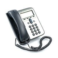 Cisco CP-7911 CP-7906 SCCP VoIP IP Telephone Phone PoE with Stand