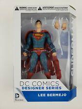 """SUPERMAN Lee Bermejo Designer Series DC Comics  6"""" Action Figure DC Collectibles"""