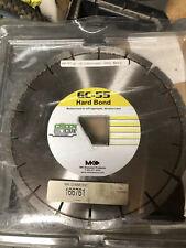 "MK green cut GC-55 hard bond 10"" Diamond Blade Concrete"