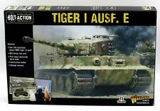 Bolt Action 402012015 WWII German Tiger I AUSF. E Heavy Tank Warlord Games NIB