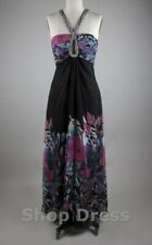 Evening Dress with Floral and Crystal detail new with tags,was €270 Now ONLY €99