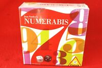 NUMERABIS, Piatnik-Verlag 2014, Würfel-Memo Spiel, ab 8 Jahre 2-5 Spieler