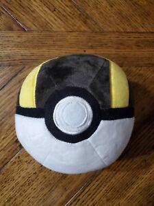 """Pokemon Poke Plush Ultra Ball 7"""""""